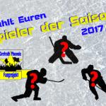 Spieler der Saison 2017/18