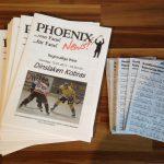 PHOENIX News! & Termin-Flyer liegen für Euch bereit!