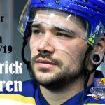 """Patrick Büren ist Euer """"Spieler der Saison"""""""
